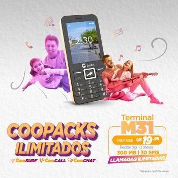 CooPACK Ilimitado
