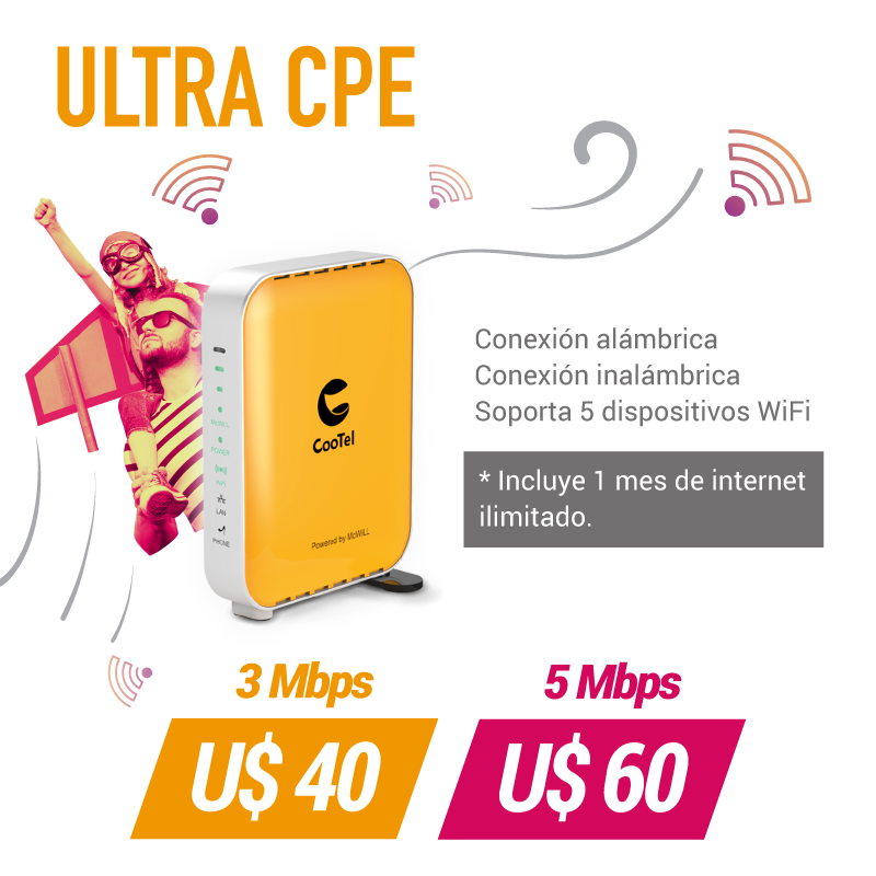 Ultra CPE
