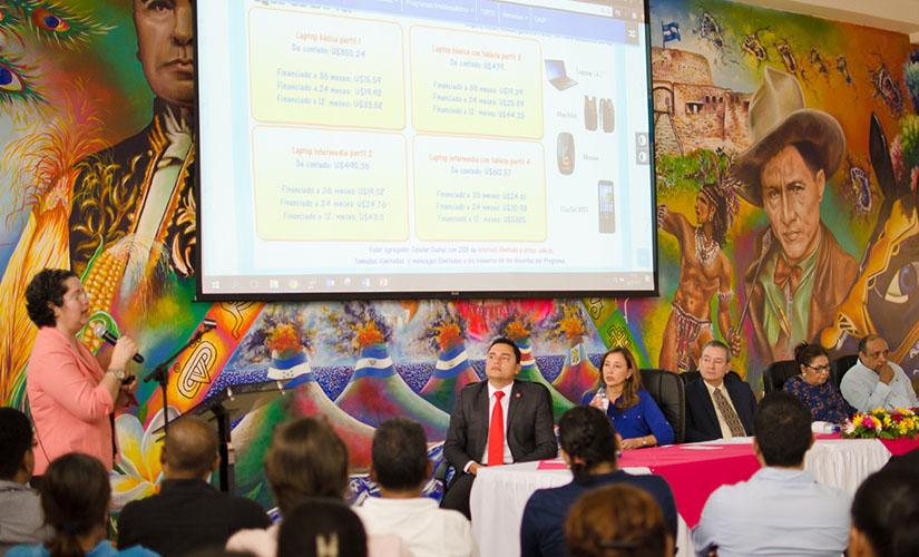 Programa de Tecnología educativa para prosperar con los docentes